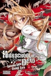 Highschool of the dead Noticias Anime United