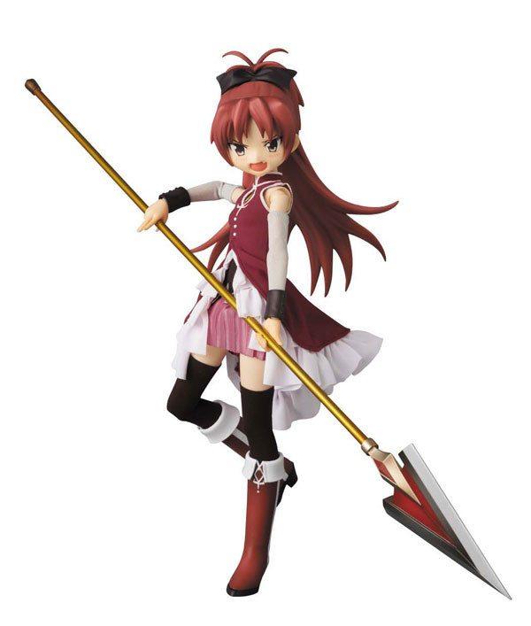 Kyoko Sakura Madoka Magica Noticias Anime United 12