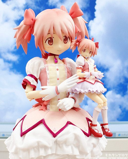 Madoka Kadame Madoka Magica Noticias Anime United 4