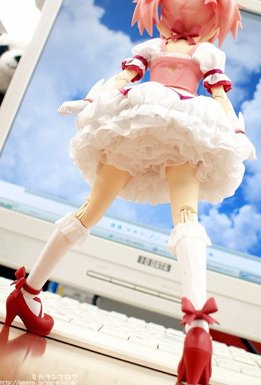 Madoka Kadame Madoka Magica Noticias Anime United 7