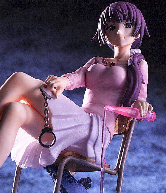 Nisemonogatari figure Senjougahara Hitagi 1