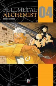 Fullmetal Alchemist Volume 04