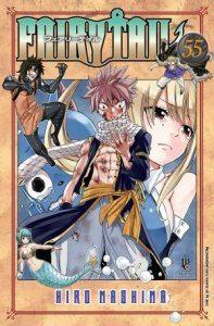 Fairy Tail Volume 55