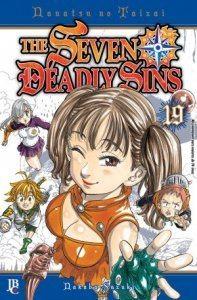 The Seven Deadly Sins Volume 19