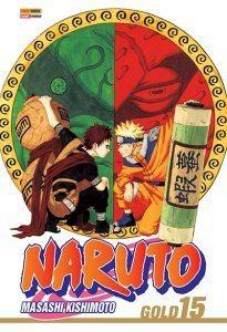 Naruto Gold Volume 15