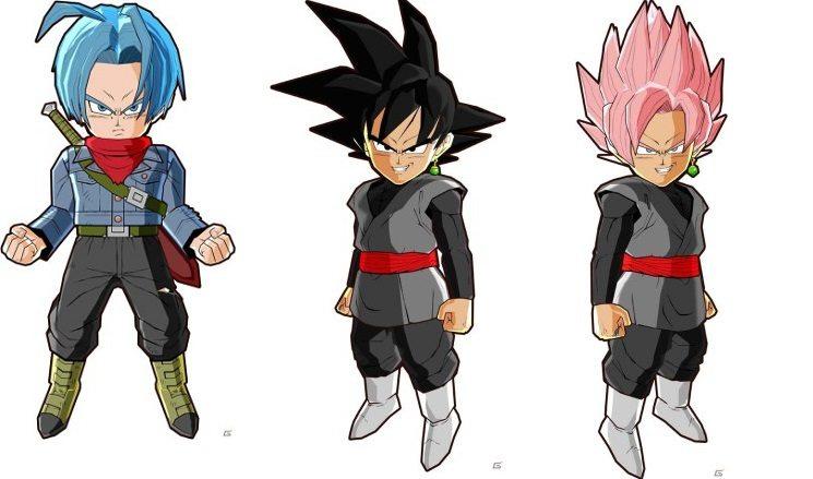 © Dragon Ball Fusion (Bandai Namco)