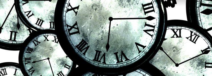 Steins;Gate / Retrospectiva 2016 / clocks