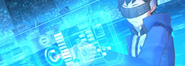 ©Digimon Story: Cyber Sleuth Hacker's Memory
