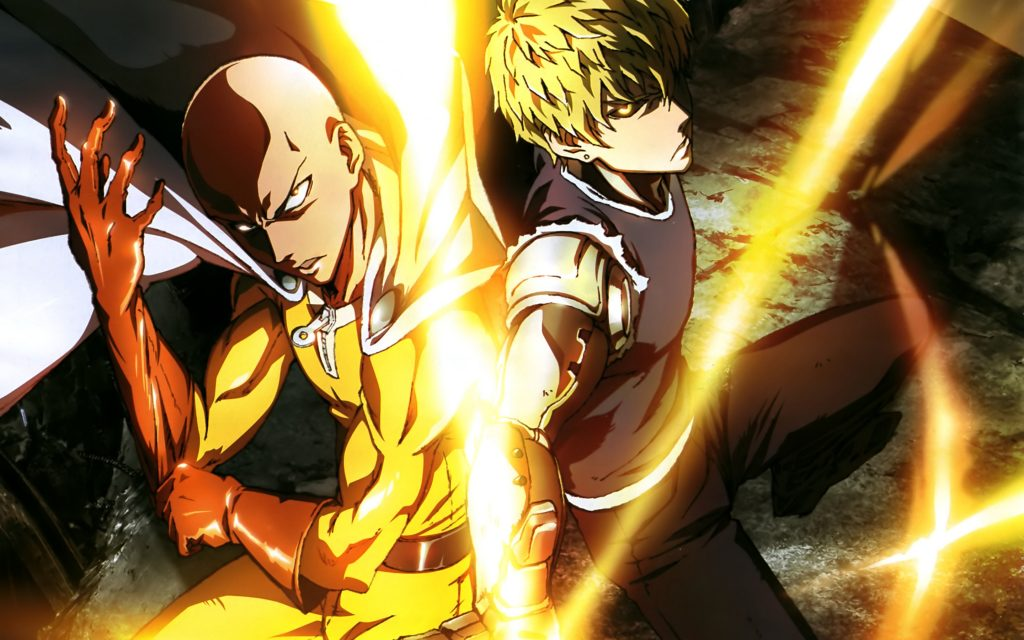 ©One-Punch Man