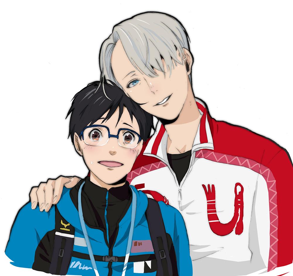 ©Yuri!! on Ice