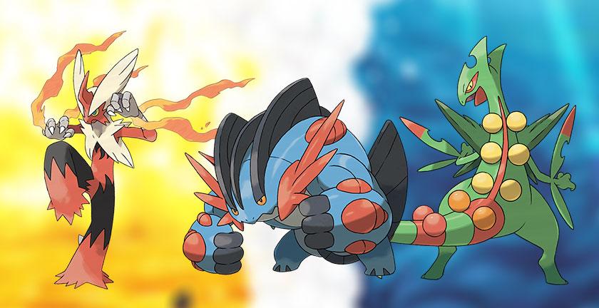 Pokémon Mega Stones