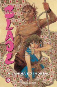 Blade – A Lâmina do Imortal. Volume 10