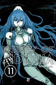 Knights of Sidonia. Volume 11