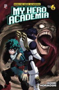 My Hero Academia Volume 06