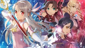 Fate / Kaleid liner Prisma Illya