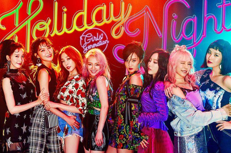 Girls' Generation SooYoung SeoHyun Tiffany