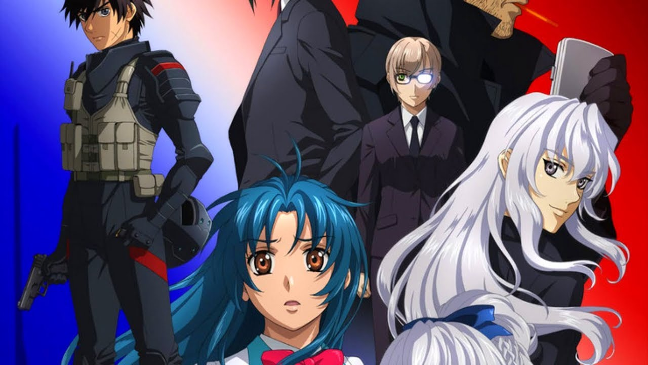 Full Metal Panic! IV Invisible Victory