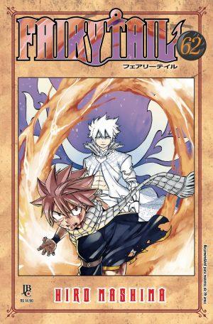 Fairy Tail Volume 62