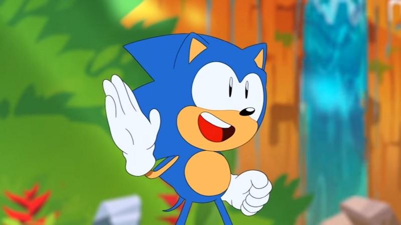 Sega anuncia novos curtas de Sonic