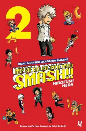 My Hero Academia Smash! Volume 2