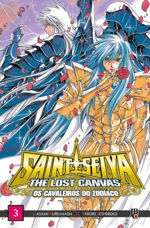 CDZ The Lost Canvas ESP. Volume 03