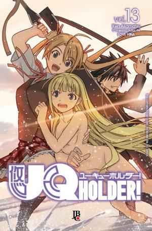 UQ Holder! Volume 13