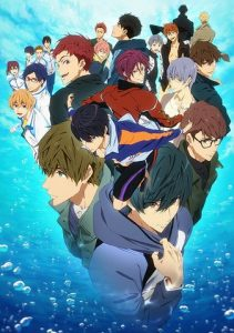 Free! Dive to the Future Movie