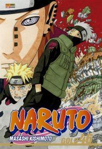 Naruto Gold - Edição 46