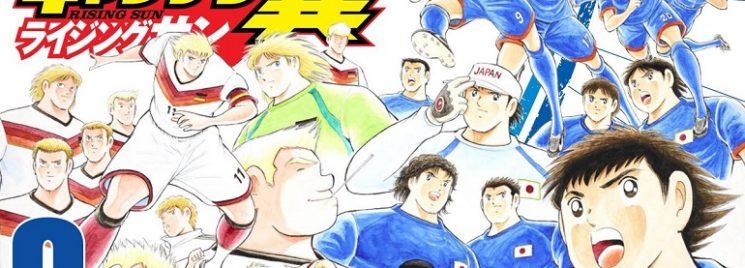 Capitão Tsubasa: Rising Sun