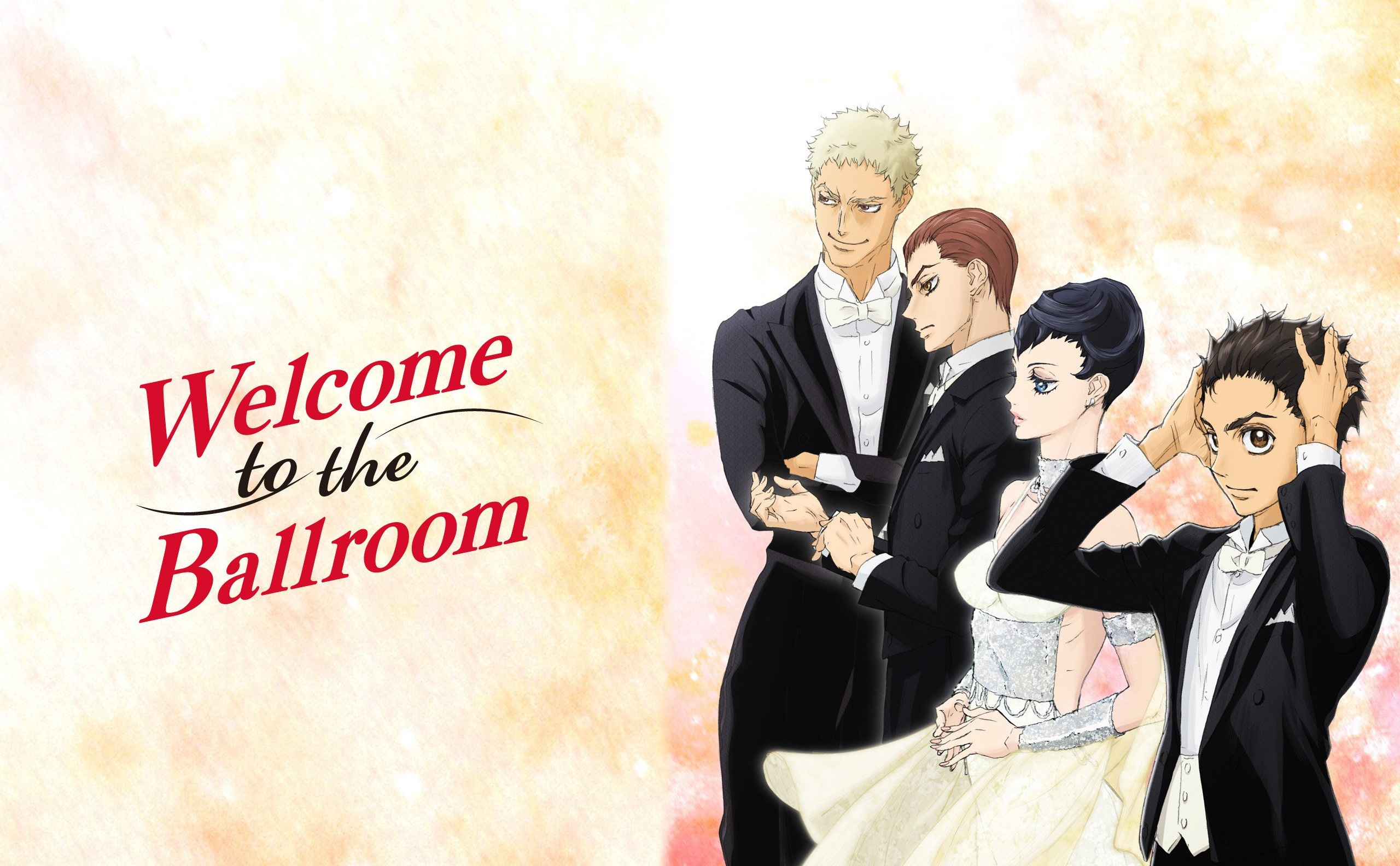 Ballroom Youkoso/ Wellcome to the Ballroom
