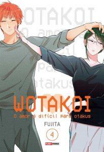 Wotakoi: O Amor é difícil para Otakus