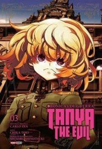 Tanya the Evil: Crônicas de Guerra