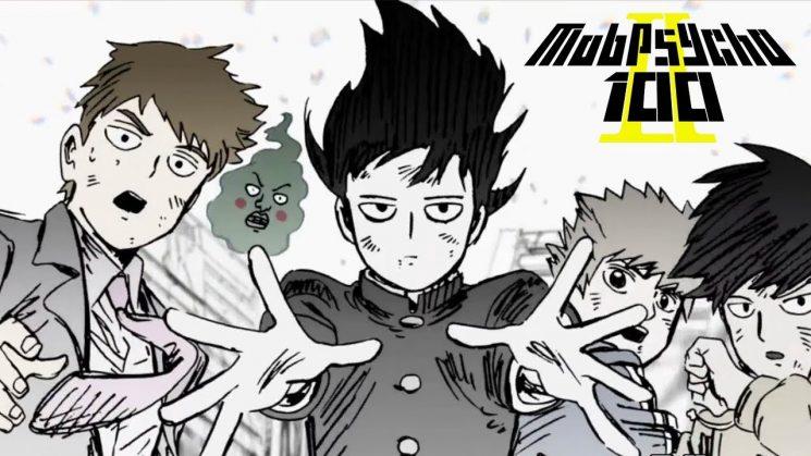 Mob psycho 100 II