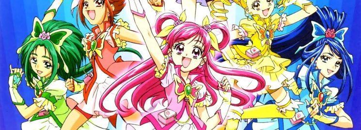 Star Twinkle Precure: Hoshi no Uta ni Omoi o Komete