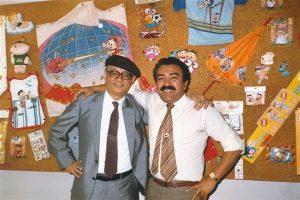 Osamu Tezuka e Maurício de Sousa