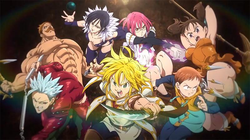 Nanatsu no Taizai: Kamigami no Gekirin/Studio DEEN
