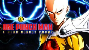 One-Punch Man - A Hero Nobody Knows