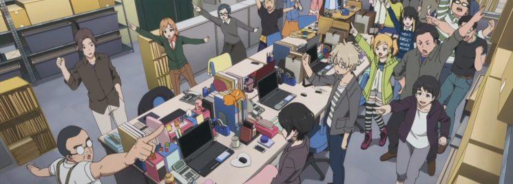 Mercado de Anime
