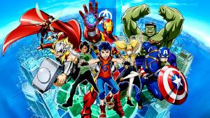 Marvel Future Avengers
