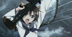©Strike Witches: Road to Berlin