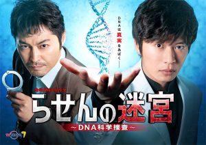 Rasen no Meikyuu ~ DNA Kagaku Sousa