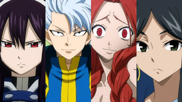 Fairy Tail Games