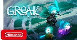 Greak: Memories of Azur
