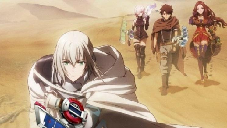 Fate/Grand Order Shinsei