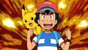 Pokémon – A Série: Sol e Lua