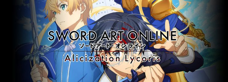 © Sword Art Online: Alicization Lycoris