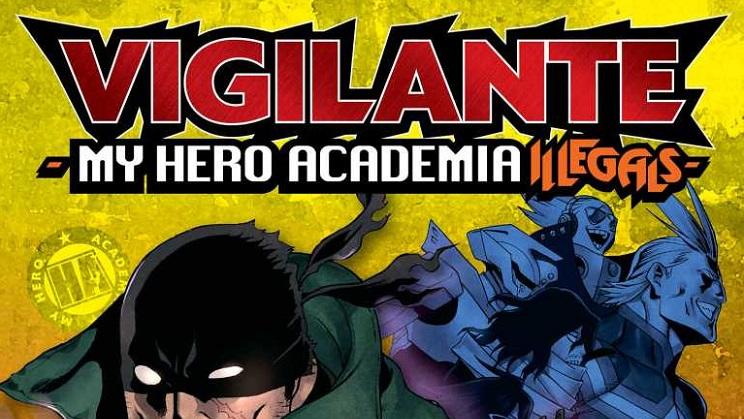 ©Vigilante – Boku no Hero Academia: Illegals
