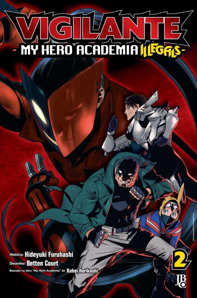 Vigilante – Boku no Hero Academia: Illegals