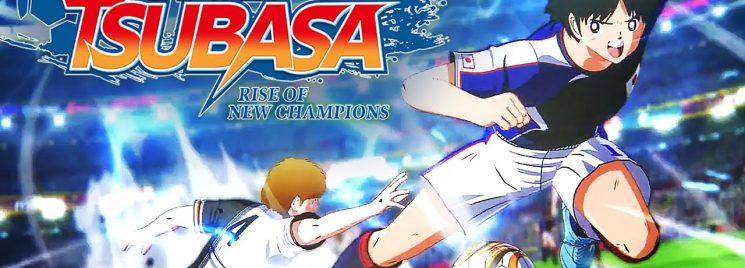 © Captain Tsubasa: Rise of New Champions