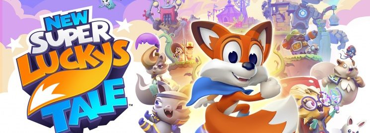 © New Super Lucky's Tale